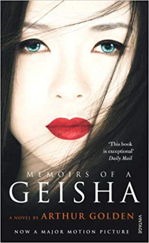 Book Review: The Memoirs of a Geisha by Arthur Golden