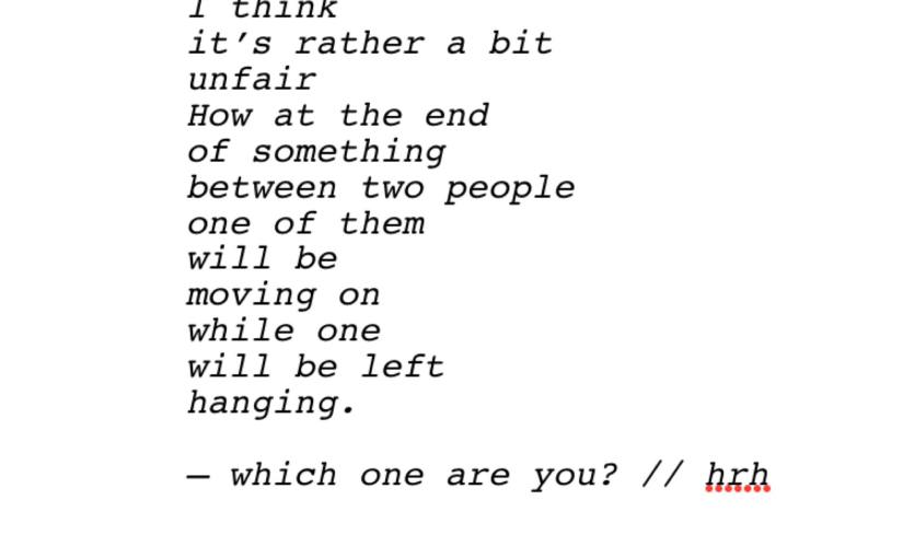Which One AreYou?