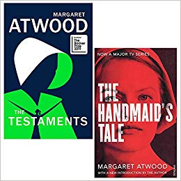 Book Review: The Handmaid's Tale (Book 1) and The Testaments (Book 2) by Margaret Atwood